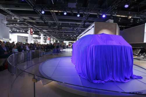 Jaguar Land Rover 2015 Frankfurt IAA Mega Gallery 40