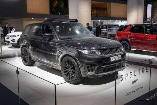 Jaguar Land Rover 2015 Frankfurt IAA Mega Gallery 86