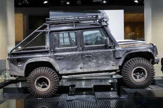 Jaguar Land Rover 2015 Frankfurt IAA Mega Gallery 93