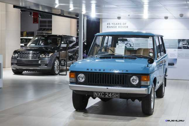 Jaguar Land Rover 2015 Frankfurt IAA Mega Gallery 96