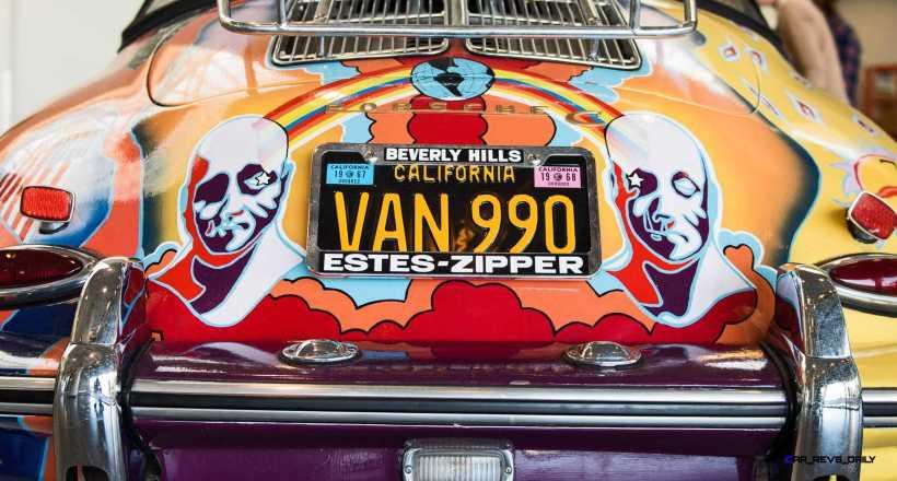 Janis Joplin 1964 Porsche 356C 6