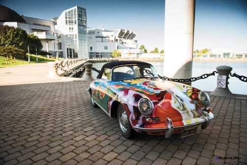 Janis Joplin 1964 Porsche 356C 7