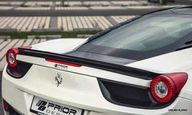 PRIOR DESIGN Ferrari 458 Widebody AeroKit 7