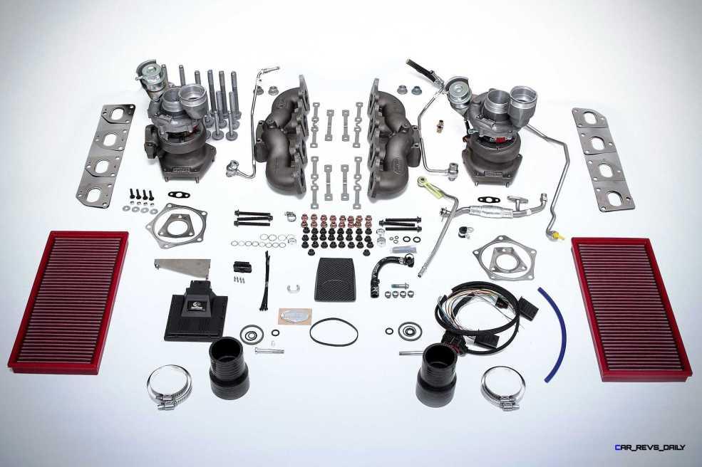 TechArt 2016 Porsche Cayenne Turbo Powerkit 1
