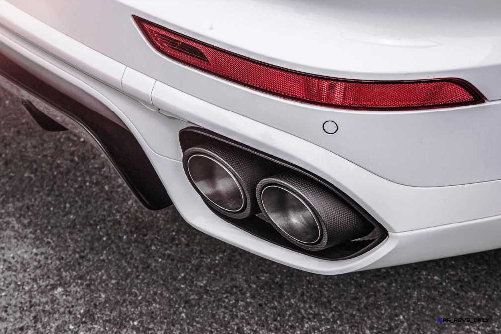 TechArt 2016 Porsche Cayenne Turbo Powerkit 11