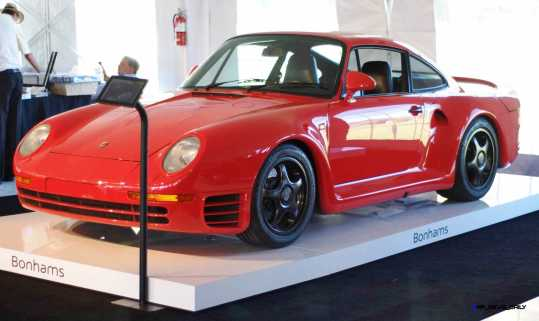 Top 20 MOST WANTED Supercars from Pebble Beach 2015 12