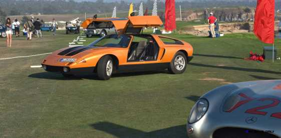Top 20 MOST WANTED Supercars from Pebble Beach 2015 124