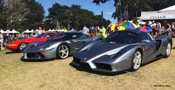 Top 20 MOST WANTED Supercars from Pebble Beach 2015 140