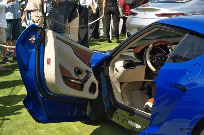 Top 20 MOST WANTED Supercars from Pebble Beach 2015 53