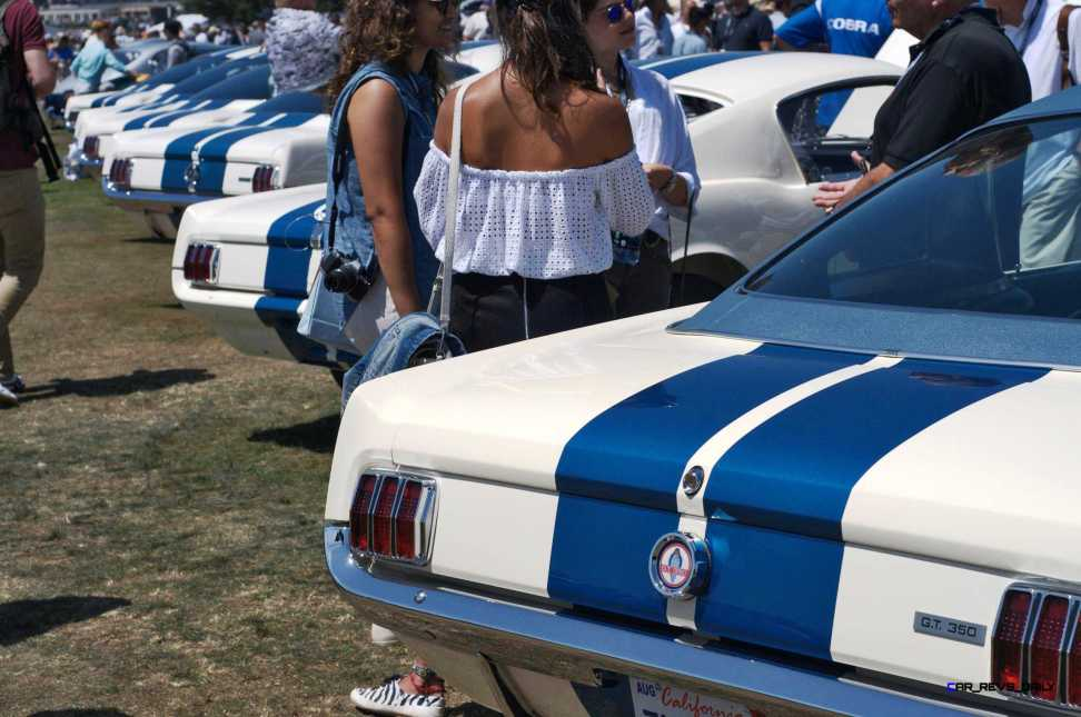 Top 20 MOST WANTED Supercars from Pebble Beach 2015 60
