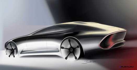 Update1 - 2015 Mercedes-Benz Concept IAA + Frankfurt S-Class Cabrio Reveal 32