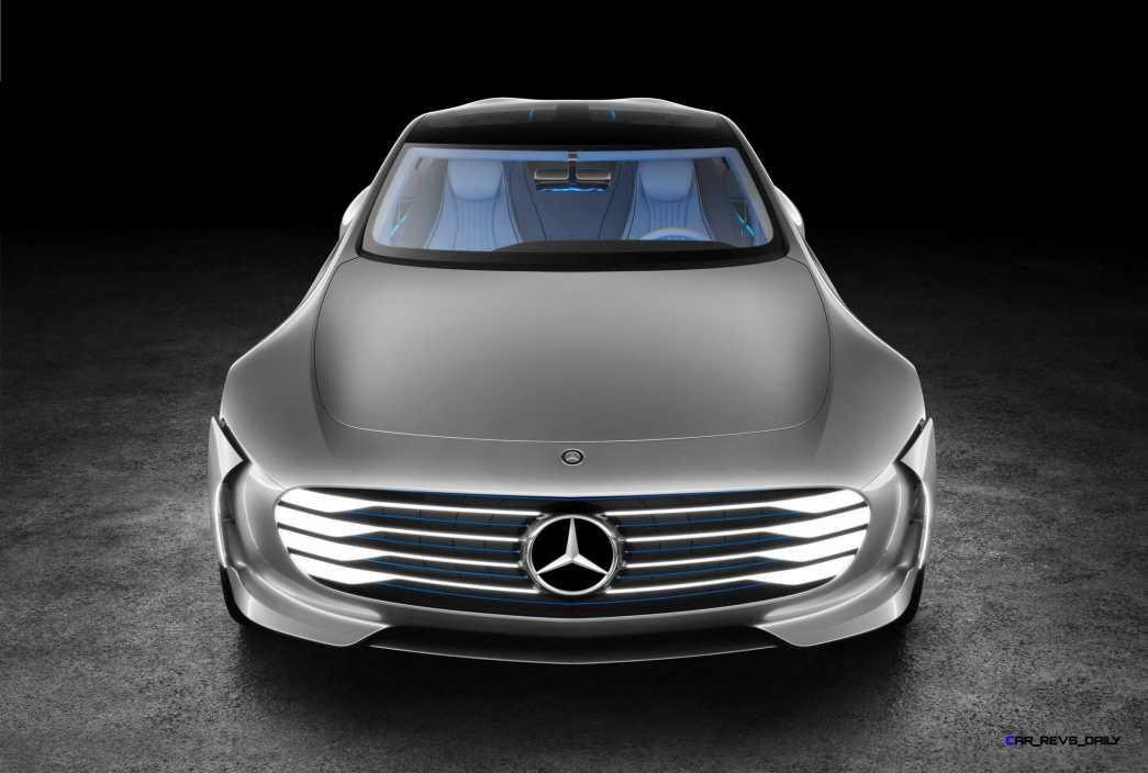 Update1 - 2015 Mercedes-Benz Concept IAA + Frankfurt S-Class Cabrio Reveal 45