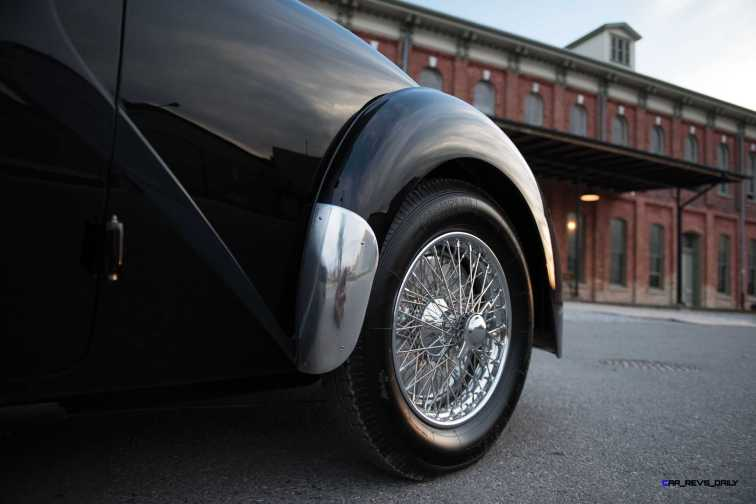 1938 Bugatti Type 57C Atalante 12