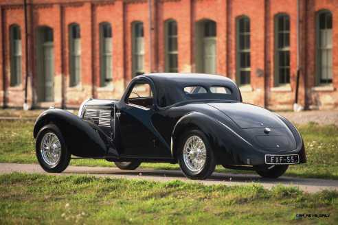 1938 Bugatti Type 57C Atalante 30