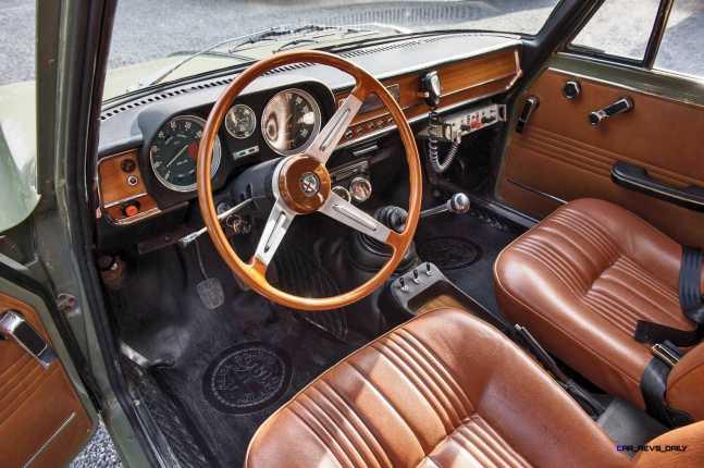 1966 Alfa Romeo Giulia Super POLIZIA SQUADRA VOLANTE 4