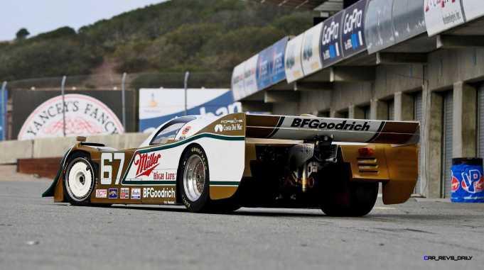 1989 Porsche 962 Miller High Life Racer 39