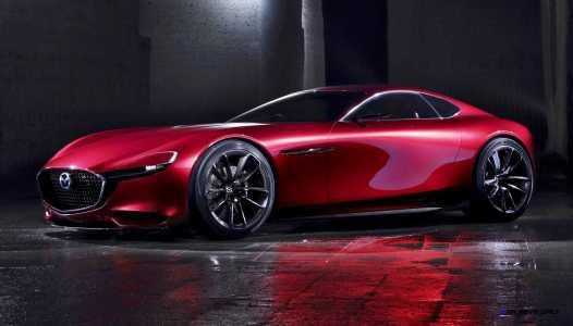 2015 Mazda RX-VISION Concept 13