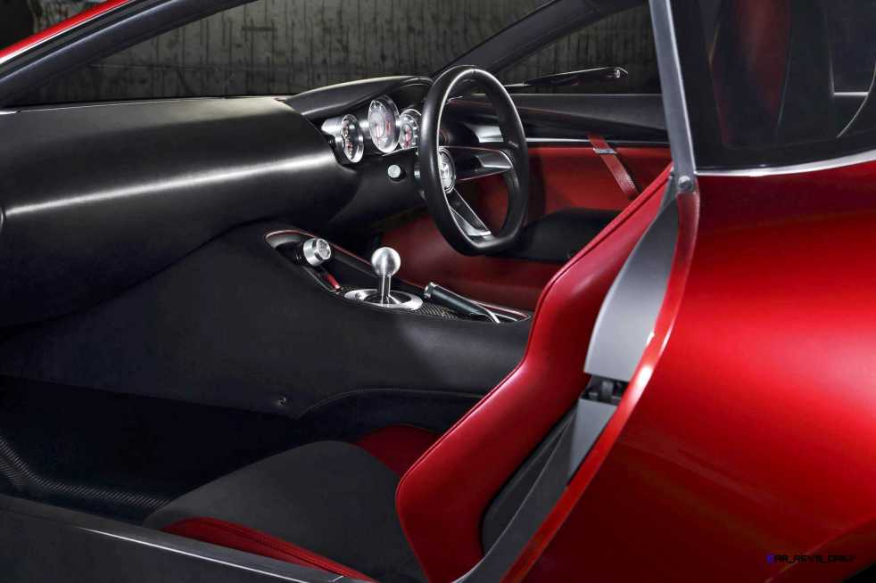 2015 Mazda RX-VISION Concept 17