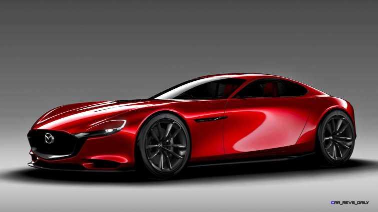 2015 Mazda RX-VISION Concept 19