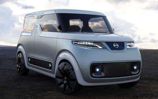 2015 Nissan TEATRO for DAYZ 13