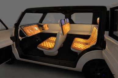 Nuevo auto concepto de Nissan Teatro for Dayz