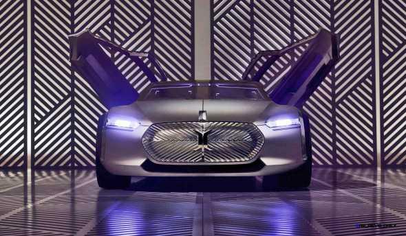 2015 Renault COUPE CORBUSIER Concept 3
