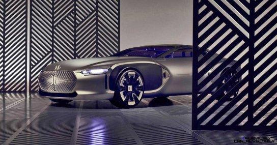 2015 Renault COUPE CORBUSIER Concept 7