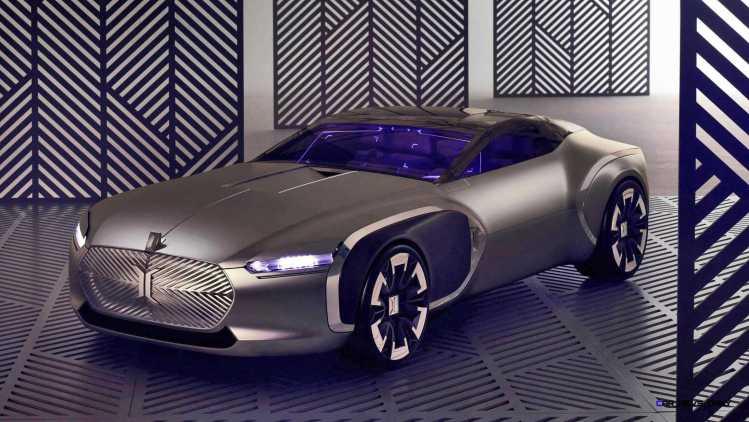 2015 Renault COUPE CORBUSIER Concept 8