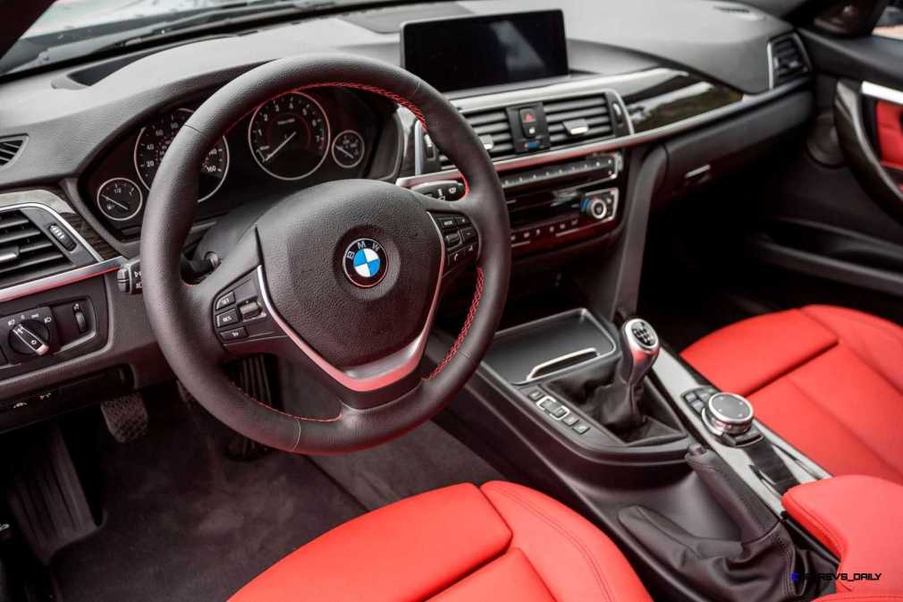 2016 BMW 340i M Sport 11