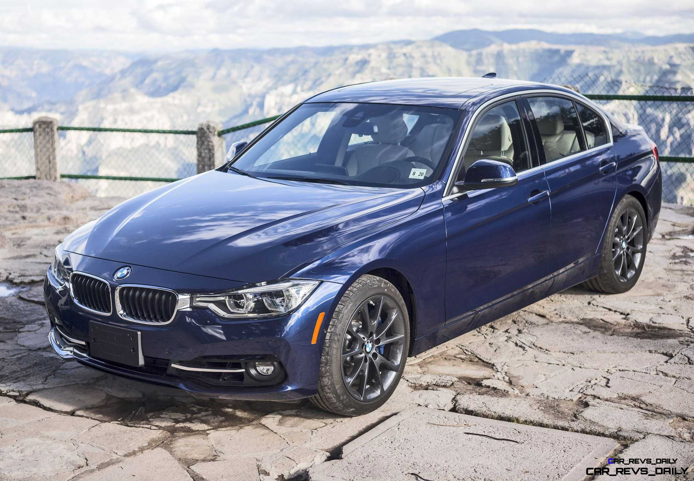 All-new BMW X1 and 340i launch drive in Chihuahua, MX