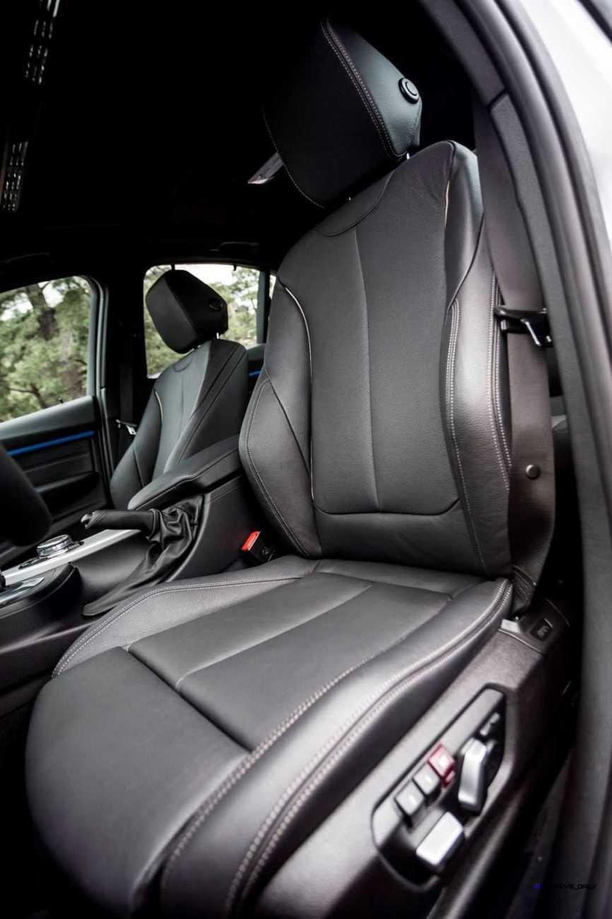 2016 BMW 340i M Sport INTERIOR 13