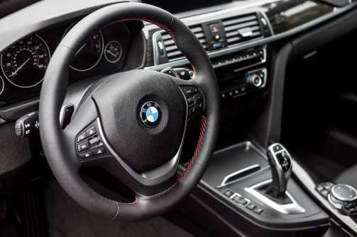 2016 BMW 340i M Sport INTERIOR 5