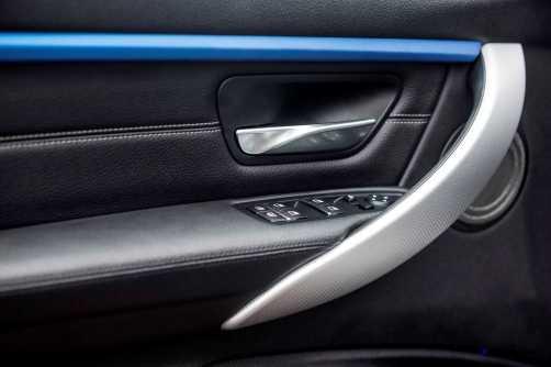 2016 BMW 340i M Sport INTERIOR 6