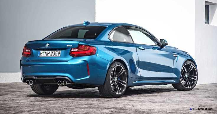 2016 BMW M2 12