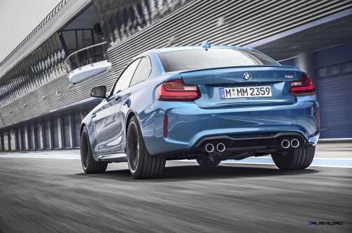 2016 BMW M2 29