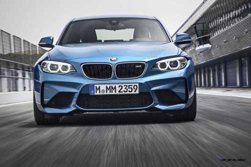 2016 BMW M2 30