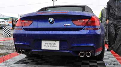 2016 BMW M6 Convertible - San Merino Blue 18