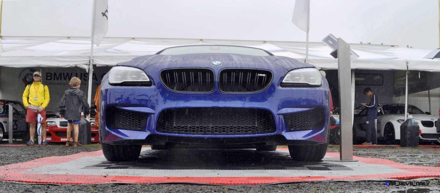 2016 BMW M6 Convertible - San Merino Blue 4