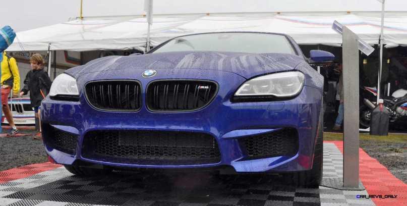 2016 BMW M6 Convertible - San Merino Blue 6
