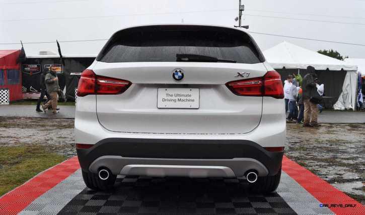 2016 BMW X1 Alpine White 11