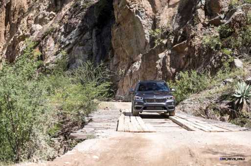 2016 BMW X1 xDrive28i Copper Canyon Mexico 43