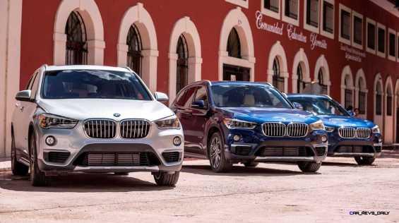 2016 BMW X1 xDrive28i Copper Canyon Mexico 44