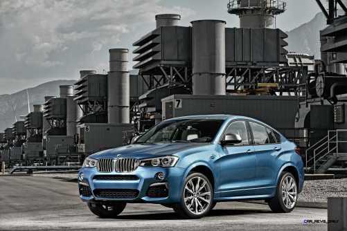 2016 BMW X4 M40i 33
