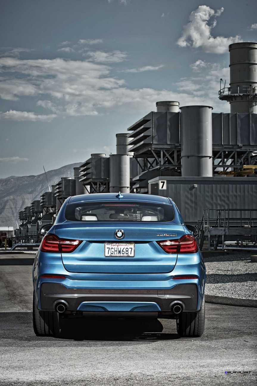 2016 BMW X4 M40i 38