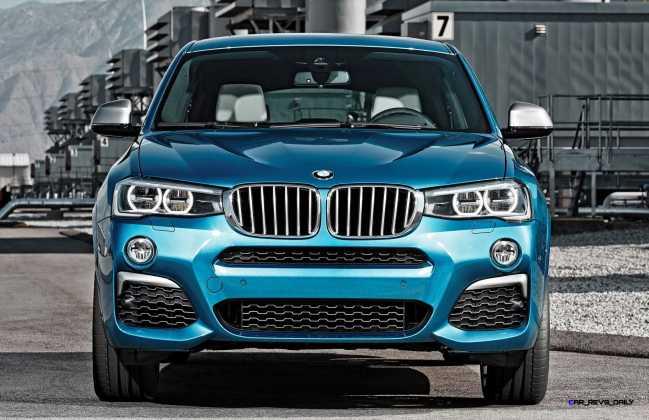2016 BMW X4 M40i 39