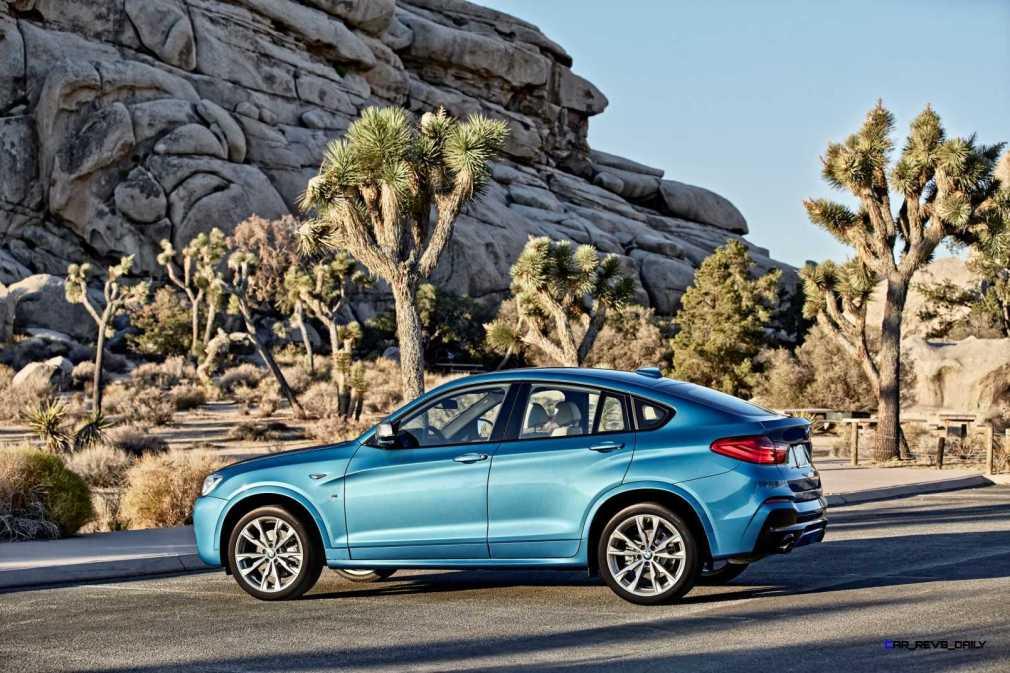 2016 BMW X4 M40i 50