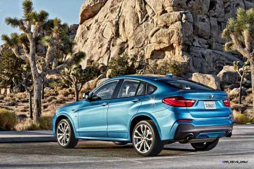 2016 BMW X4 M40i 51