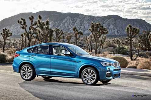 2016 BMW X4 M40i 53