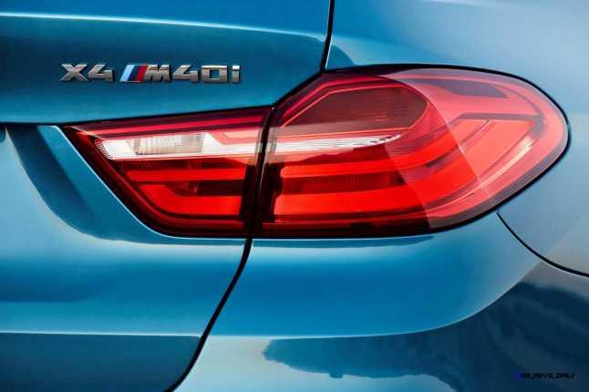 2016 BMW X4 M40i 65