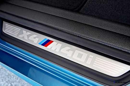 2016 BMW X4 M40i 69